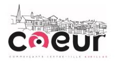 CommercesAurillac : Logo